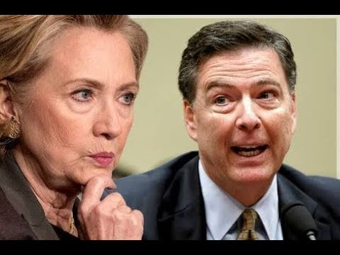 PRESSURE MOUNTS, JUSTICE DEMANDED!! HILLARY and COMEY ON THE RUN
