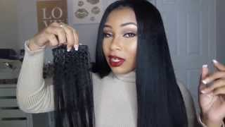 BEST EXTENSIONS FOR AFRICAN AMERICAN WOMEN | BEAHAIRS.COM REVIEW - KINKY STRAIGHT|