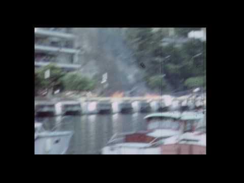 Lorenzo Bandini 1967 Monaco (Stablised footage)