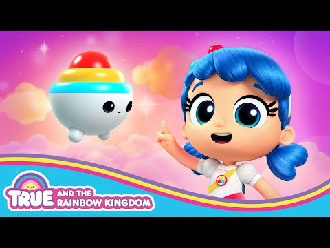 Wishes Meet Scanzee   True And The Rainbow Kingdom   Wuzzle Wegg Day Easter Special
