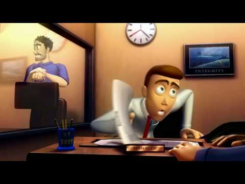 Job Interview 3D Animations - YouTube
