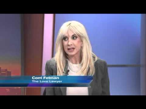 lawyer love Corri fetman