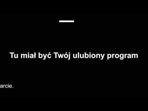 """TVN24 - rozpoczęcie akcji protestacyjnej """"Media bez wyboru"""" (10.02.2021, 4:00)"""
