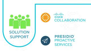 Presidio and Cisco Solution Support for Collaboration