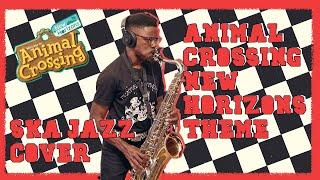 Gambar cover Animal Crossing New Horizons Theme (SKA-Jazz Cover)