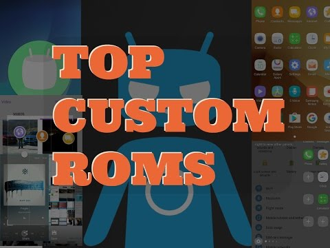 ALL CUSTOM ROMS For Samsung Galaxy J7