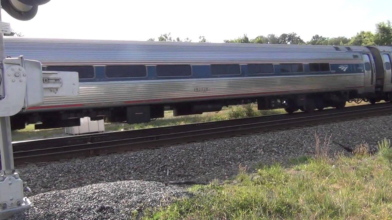 Amtrak P42 #96 pulls Northeast Regional