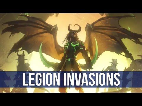 World of Warcraft: Legion - Invasions in Azeroth!
