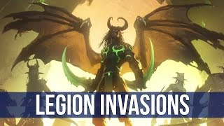 World of Warcraft: Legion - Invasions in Azeroth!