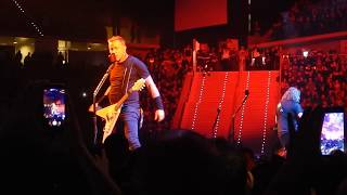 Metallica Spit out the bone  live @ Turin 10/02/2018