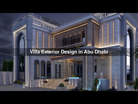 Algedra interior design luxury villa exterior design in for Villa lotto interior design