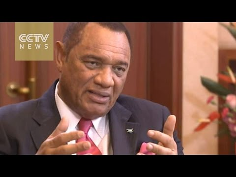 Exclusive: Bahamas PM Perry Christie talks about China-CELAC ties