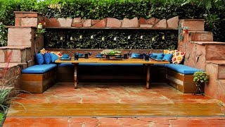 Front Yard Patio Ideas House and Home For Small Spaces Designs