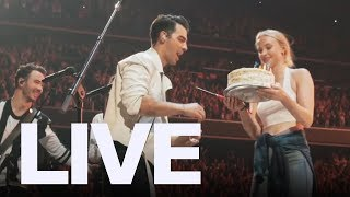 Joe Jonas Celebrates Turning 30 | ET Canada LIVE