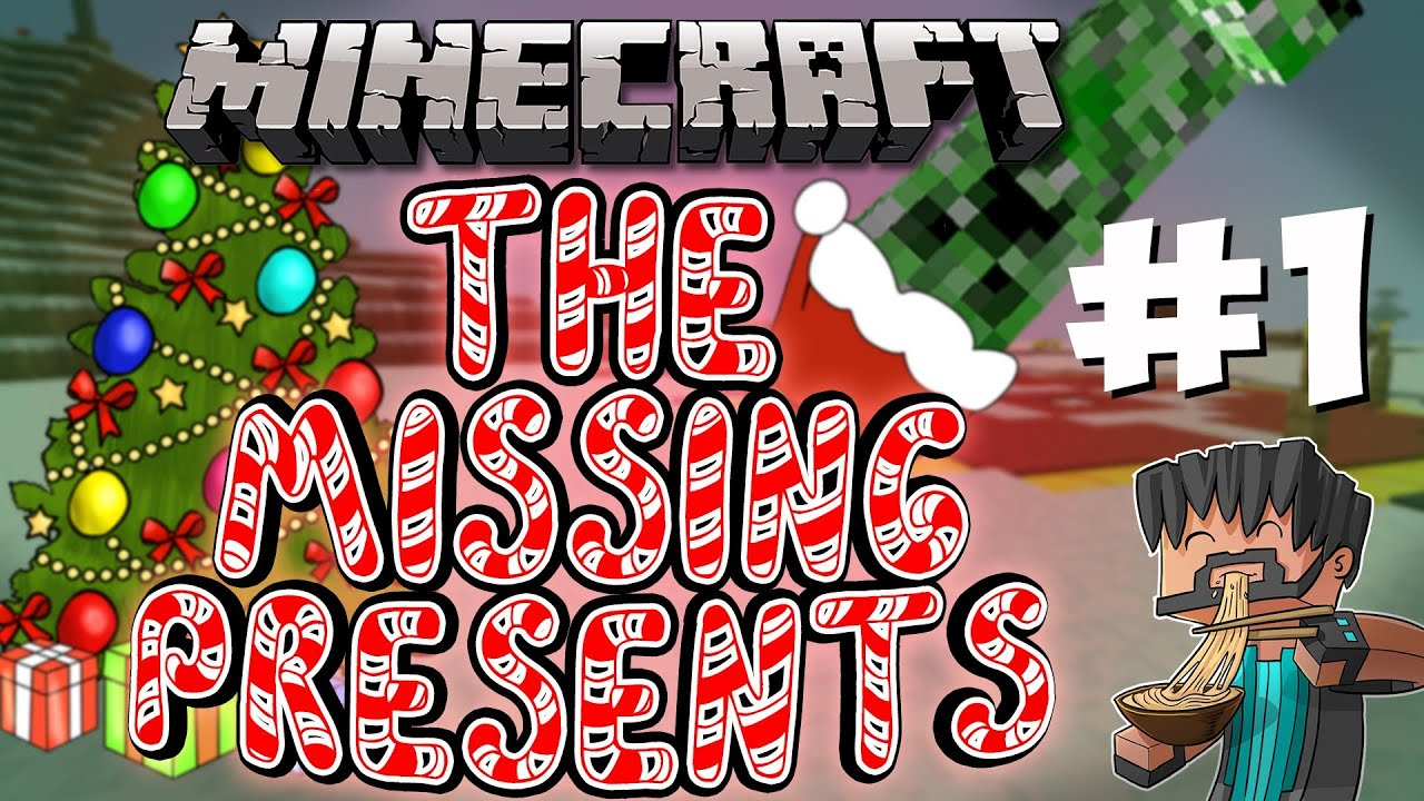Minecraft: The Missing Presents Christmas Adventure Map - Part 1 ...
