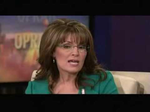 Sarah Palin Going Rogue Interview Pt 1 of 5