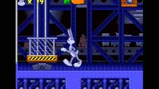 Bugs Bunny Rabbit Rampage - Complete Playthrough