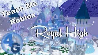 Enseignez-moi: Royale High Roblox
