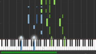 Avril Lavigne - Innocence - Adrian Lee Version (piano tutorial)
