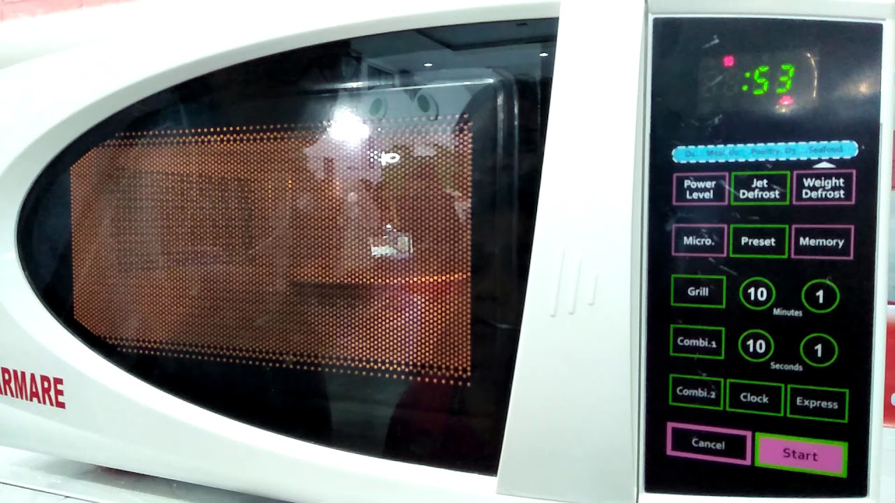 Cara Menggunakan Varmare Microwave Cooker