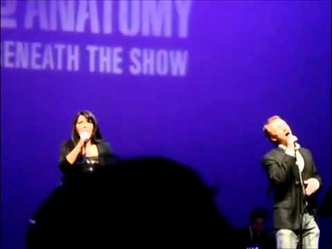 Grey's Anatomy Benefit Concert - Chasing Cars (March 18,2012)