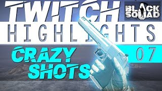 CRAZY SHOTS - Flexinja Twitch Highlights #7 (Black Squad)
