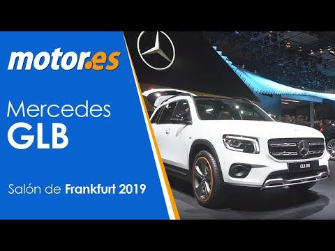 Mercedes GLB 2020 SUV | Presentación / Review Español | Frankfurt 2019
