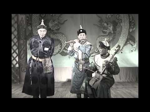 Mongolian traditional long song
