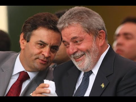Aécio Neves  e Lula: O  juízo final das raposas!