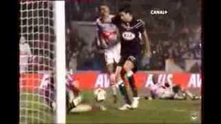Bordeaux 4 - 0 Paris SG   (11-01-2009)   Ligue 1
