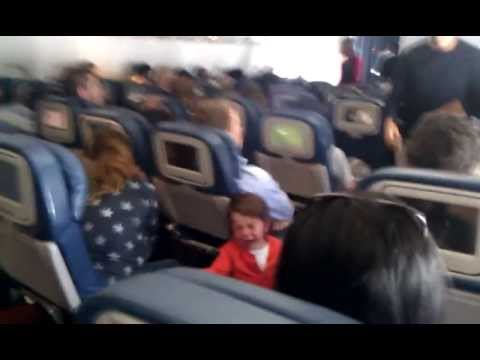 Thumbnail: Ron Hed's Nightmare Airplane Flight: SCREAMING KID!