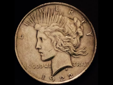 Peace Dollar - Stack That 90% Silver