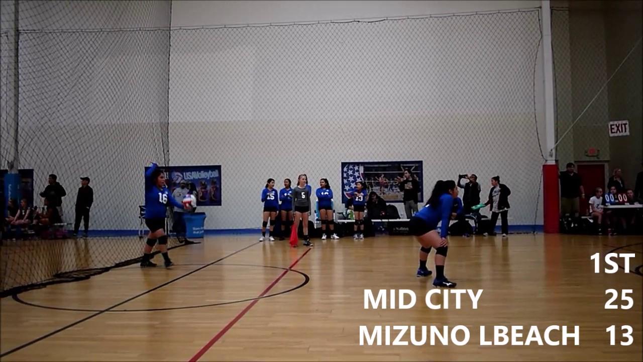 mizuno long beach rockstar volleyball club 14 34