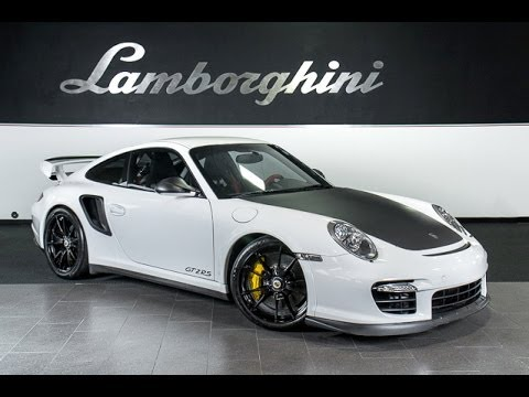 2011 Porsche 911 Gt2 Rs Carrera White L0657 Youtube