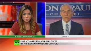 Ron Paul: US has no right to lecture on Ukraine because of Afghanistan, Iraq, Libya