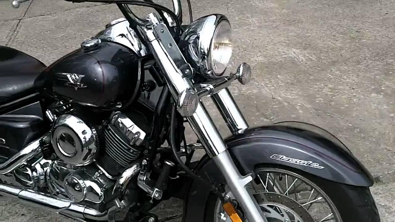 2005 yamaha v star 650 exhaust