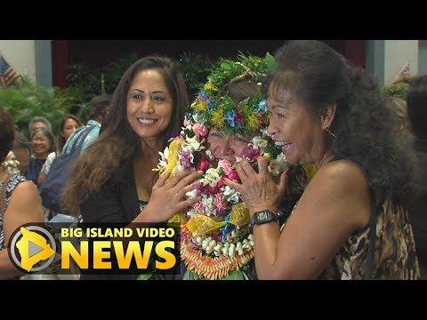 Hawaii County Council Inauguration (Dec. 3, 2018)