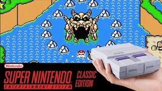 Nunca Había Presenciado Esto 😨 - Super Mario World #5   SNES Mini - ZetaSSJ