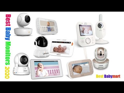 Top 10 Baby Monitors and Wireless Security Camera review (2020) �� smart baby monitor (2020)
