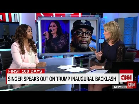 CHRISETTE MICHELE DOUBLES DOWN ON THE INAUGURATION EXCUSE BUFFOONERY IN HER CNN INTERVIEW!