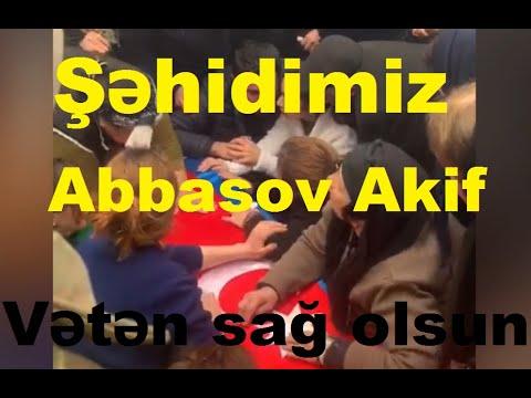 Ağcabədi şəhid Abbasov Akif   Agcabedi 2020