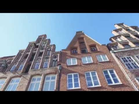 A walking tour of Luneburg, Germany