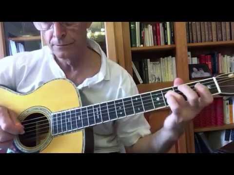 Bourrée 1 et 2 - Nicolas Vallet -Argt John Renbourn - Guitar Eric ZILIO