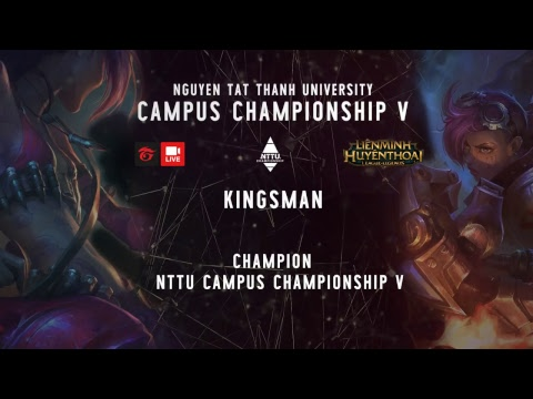 NTTU CAMPUS CHAMPIONSHIP LẦN 5