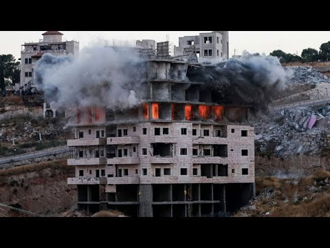 Israel Demolishes 70 More Palestinian Apartments in East Jerusalem
