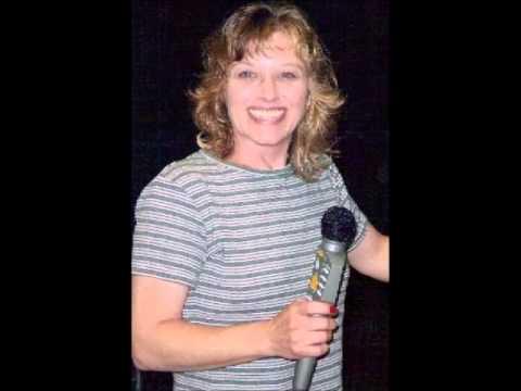 """BELINDA"""" LINDY"""" GIORDANO SINGING KARAOKE THE ROSE AROUND 1997"""