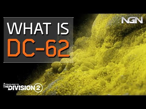 What is DC-62 || Story / Lore || The Division 2