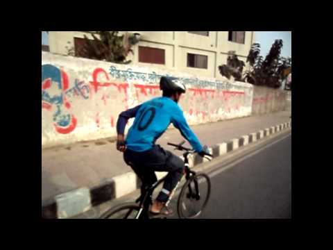 Hatirjheel 100 Kilometers Ride (Hatirjheel, Dhaka, Bangladesh)