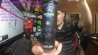 Shijin Vapor - Tortoise on Ice Review!!