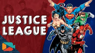 The Justice League - Do You Know Comics?
